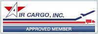 Air Cargo, Inc. Approved Member
